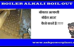 HOW TO DO BOILER ALKALI BOIL OUT DURING BOILER COMMISSIONING