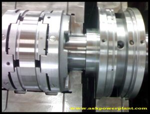 TURBINE THRUST BEARING