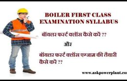 boiler-first-class-examination-syllabus