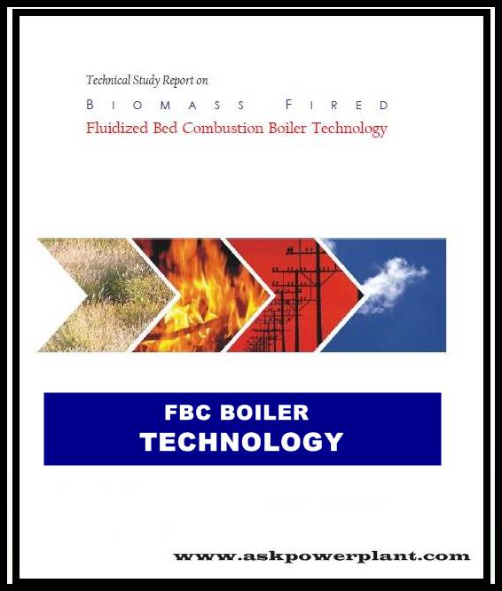 Fluidized Bed Combustion Boiler Technology