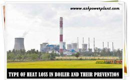 TYPE OF HEAT LOSS IN BOILER AND THEIR PREVENTION