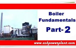 boiler fundamentals part -2