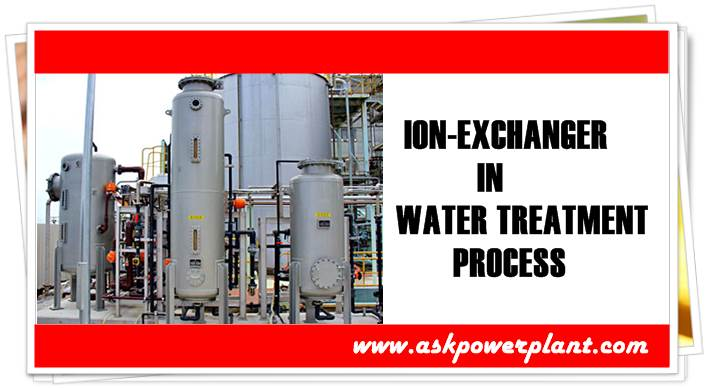 ION EXCHANGER IN WATER TREATMENT PROCESS (2)
