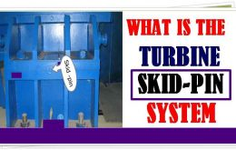 Skid-pin System of the Steam Turbine